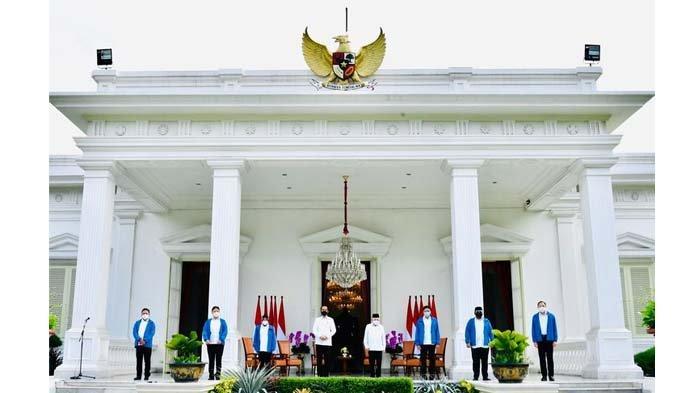 Profil 6 Menteri Baru Kabinet Jokowi, Sepak Terjang Hingga Rencana setelah Menjabat