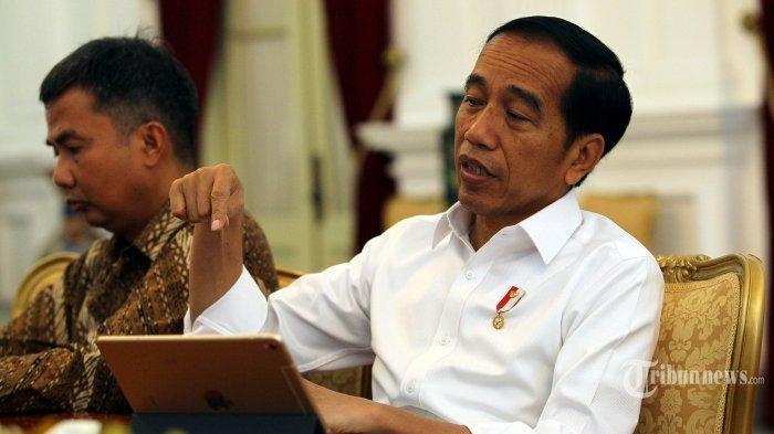 Jokowi Minta Info Potensi Gempa Besar dan Tsunami 20 Meter di Pantai Selatan Jawa Jangan Meresahkan