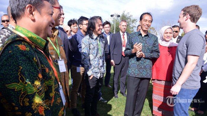 Bos Facebook Bakal ke Indonesia Bahas Berita Hoax