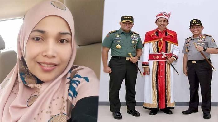 Komentar Wanita Ini Soal Baju Jokowi Bikin Netizen Ngamuk