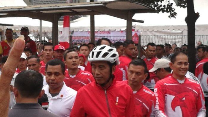 Ini Reaksi Presiden Jokowi, Soal Bendera Indonesia Terbalik di Malaysia