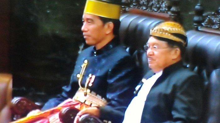 Bupati Beltim Acungkan Jempol Tanggapi Penampilan Jokowi-JK