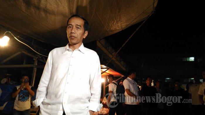 Presiden Jokowi Minta Prabowo Berbicara Berdasarkan Data dan Fakta