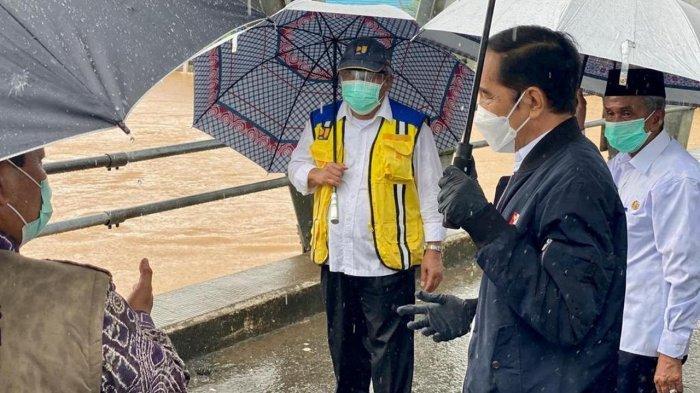 Kritik Pedas Walhi ke Jokowi Lihat Banjir: Gak Usah ke Kalsel Kalau Cuma Salahin Hujan dan Sungai