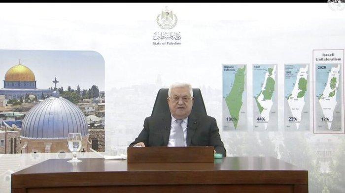 Israel Tak Tahu Diri, Palestina Utimatum Beri Waktu Setahun Buat Tinggalkan Wilayah yang Didudukinya