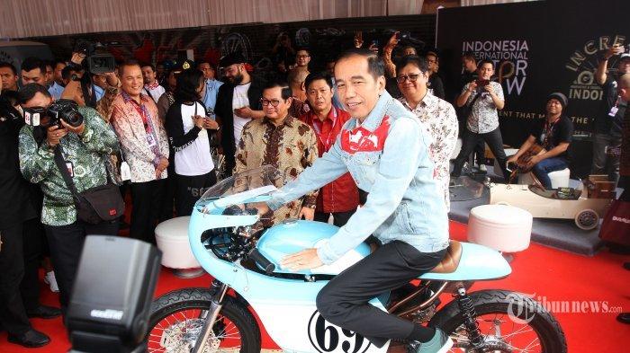 Sempat Heboh Digadang Jadi Mobil Nasional,  Ini Jawaban Jokowi Soal Masa Depan Mobil Asemka