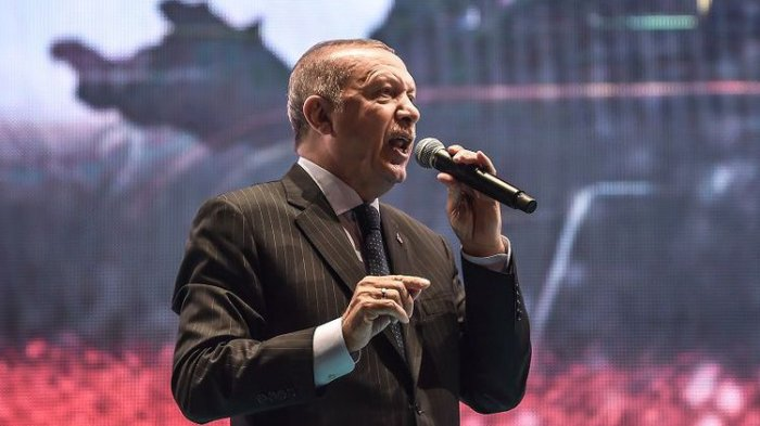 Langkah Tegas Erdogan Serukan Rakyatnya Boikot Produk Perancis Karena Sudah Menghina Dunia Islam