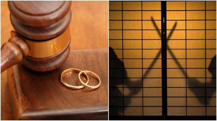 Tak Menemukan Titik Terang di Pengadilan, Pria Ini Ajak 'Duel Pedang' Istrinya Untuk Minta Cerai
