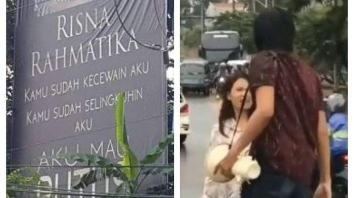 Pria Ini Nekat Pajang Wajah Kekasihnya Sendiri Di Baliho Gegara Diselingkuhi Wanita Pujaan Hatinya Pos Belitung