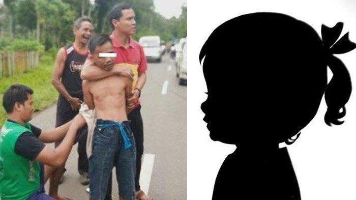 Kejinya sang Ayah, Gendong Jasad Anak Kandung yang Dibunuhnya, Sempat Mondar-mandir Kebingungan