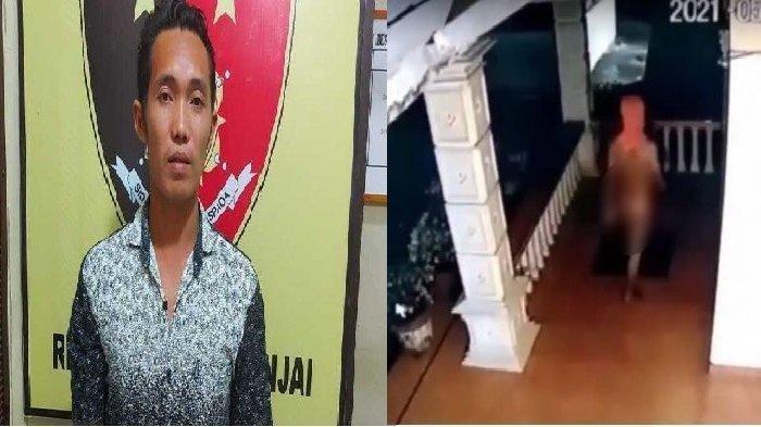 Pria Tanpa Busana Masuk Rumah Warga, Kepergok Ngintip Wanita, Ditangkap Polisi Terungkap Kebiasaanya