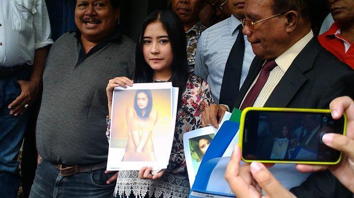 Prilly Latuconsina Minta Surat Pengantar Tes Keperawanan Pos Belitung