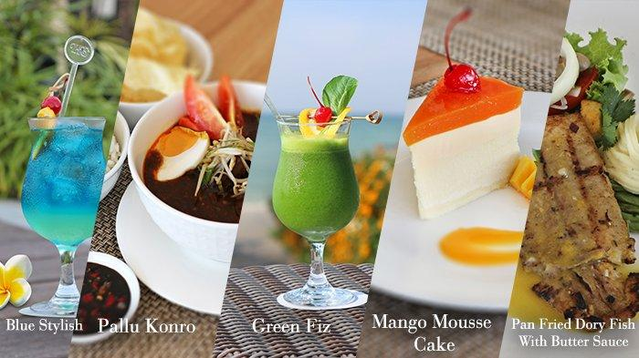 Menu Promo November Hotel Santika Premiere, Mulai dari Pallu Konro Hingga Green Fiz
