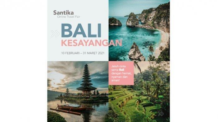 Pengen ke Bali? Yuk Cek Voucher Menginap di Hotel-hotel Santika Indonesia