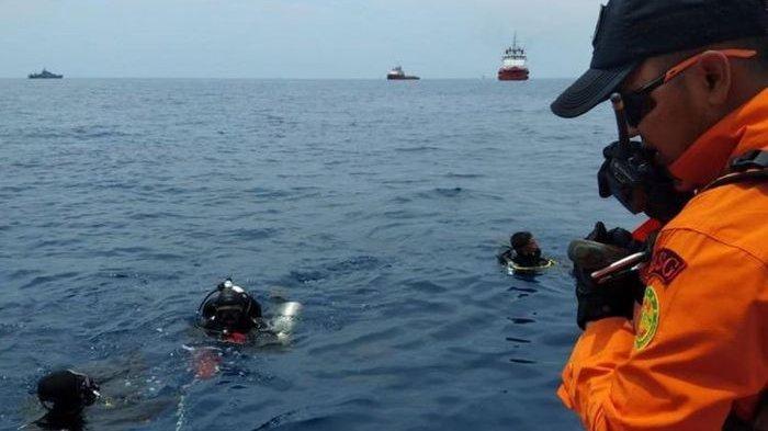 Black Box Pesawat Lion Air JT 610 Terdeteksi di Kedalaman 32 Meter