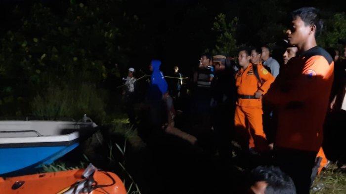 BREAKING NEWS: Pencarian Bocah 6 Tahun yang Diterkam Buaya Masih Berlangsung hingga Malam Ini