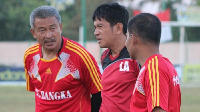 Menjamu PS Bintang Jaya Asahan, Duet Martinus dan Julianto Jadi Pilihan Lapril
