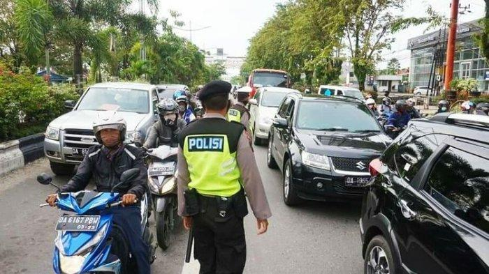 Kebijakan Baru DKI Jakarta, PSBB Diperpanjang, Warga Bebas Denda Pajak Kendaraan