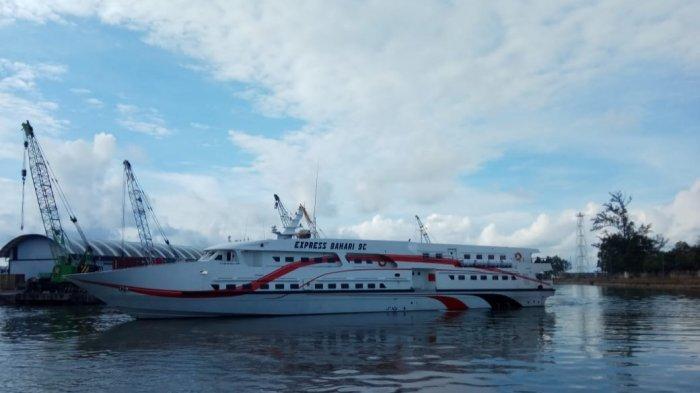 Minim Penumpang, Keberangkatan Express Bahari 3E Mulai 1 Juni Dibatalkan
