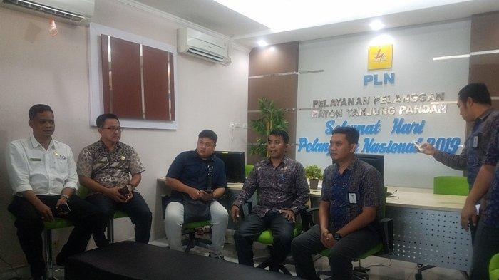 Ini Penjelasan Manager ULP PLN Tanjungpandan, Terkait Permasalahan Pemadaman Bergilir
