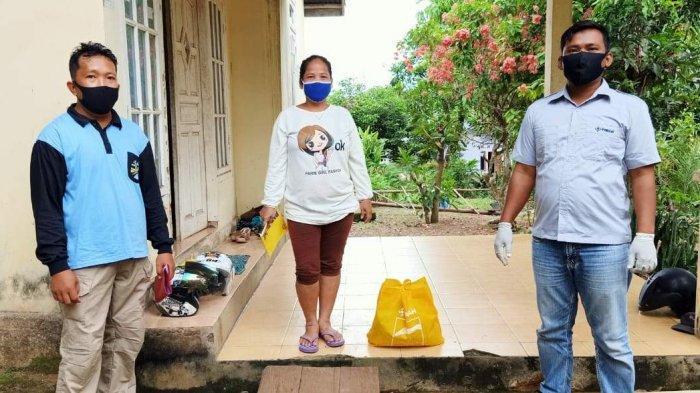 PT Timah Bantu Sembako Masyarakat Belitung