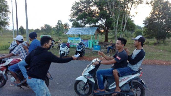 HONDA TDM Manggar Bersama CCI Bagi Masker Gratis Cegah Penyebaran Covid-19 - pt-tunas-dwipa-matra-manggar-2.jpg