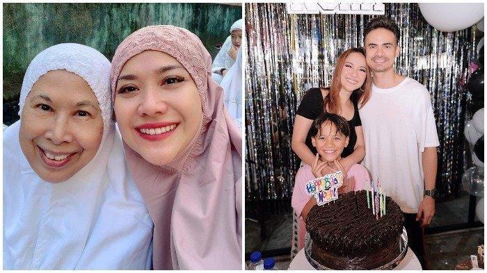 Suami BCL Meninggal, Pujian Ibunda Ashraf Sinclair pada BCL: Istri Sekaligus Ibu yang Luar Biasa