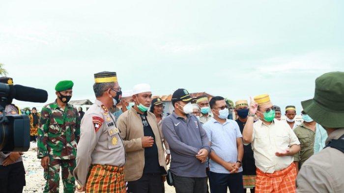 Anggota DPRD Belitung Berterima Kasih Atas Kepedulian Gubernur Terhadap Warga Desa Pulau Gersik