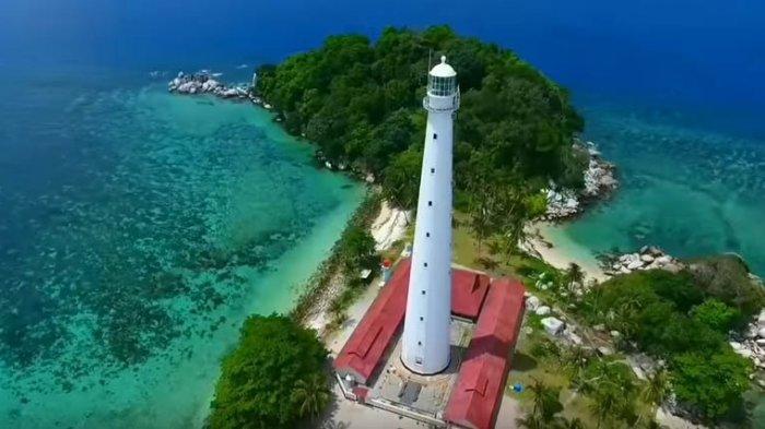 109.000 Wisatawan Berkunjung ke Belitung Hingga November 2020, Diprediksi Tahun 2021 Meningkat