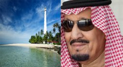 Raja Salman Tertarik Investasi Pariwisata dan Kilang Minyak di Belitung?