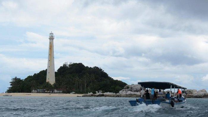 Waspada Ketinggian Gelombang di Perairan Belitung Mencapai 2,15 Meter