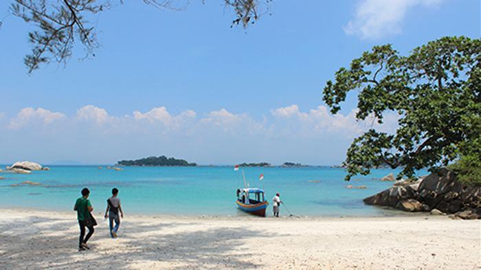 Kemenpar Tinjau Prospek Pariwisata Pulau Kecil, Wagub Babel :'Pengembangan Tak Boleh Menjual Pulau'