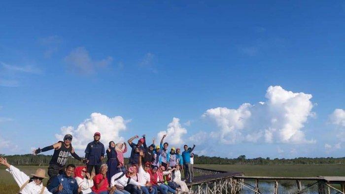 Destinasi Wisata Purun Resort Desa Pulau Seliu Mulai Dilirik Wisatawan