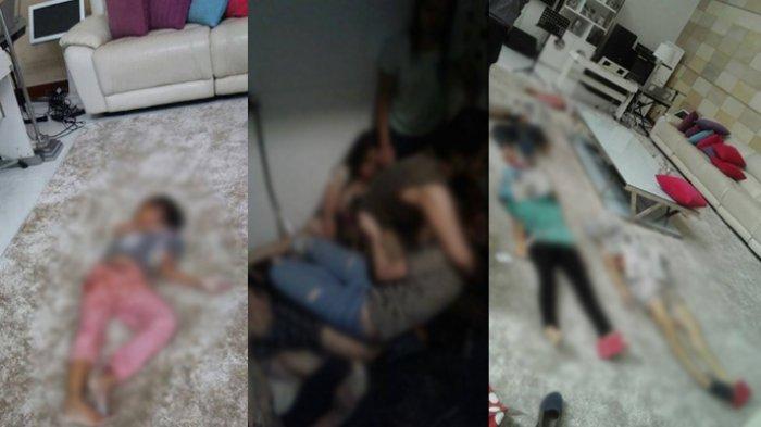 Ini Foto-foto Pembunuhan Sadis di Pulomas yang Beredar di Media Sosial