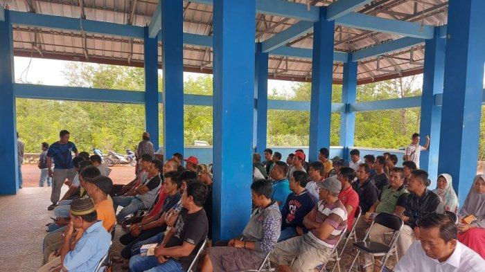 Kapolres Belitung Timur Gaet Nelayan Agar Turut Jaga Kamtibmas Menjelang Pilkada Beltim 2020