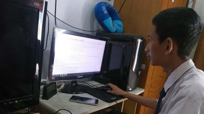 Viral Siswa Bobol Situs NASA, Bank Mandiri dan BCA, Putra Aji Bisa Ambil Miliaran Rupiah Kapan Saja