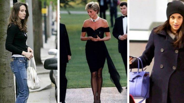 5 Alasan Pesona Putri Diana Sulit Dikalahkan oleh Dua Menantunya