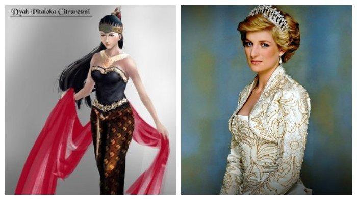 4 Putri Bangsawan Cantik Ini Hidupnya Berakhir Tragis Seperti Putri Diana, Ada yang dari Indonesia!