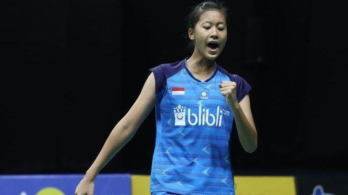 Sosok Putri Kusuma Wardani, Atlet Bulutangkis Indonesia Tunggal Putri di Piala Sudirman 2021