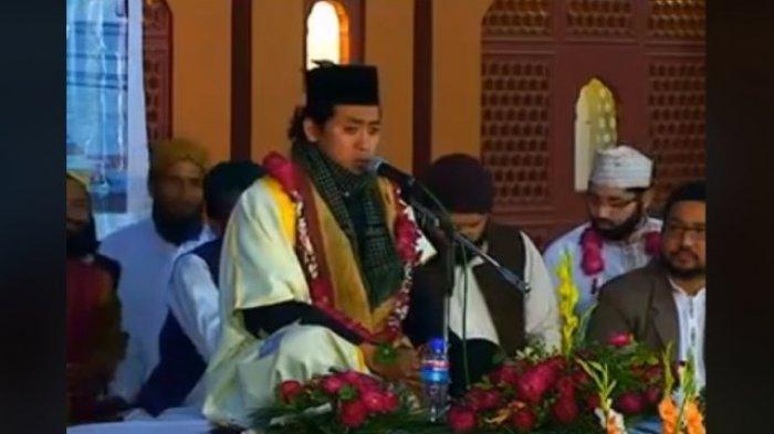 Qori Asal Indonesia Disawer Uang Saat Membaca Ayat Suci Alquran di Pakistan, Videonya Jadi Viral!