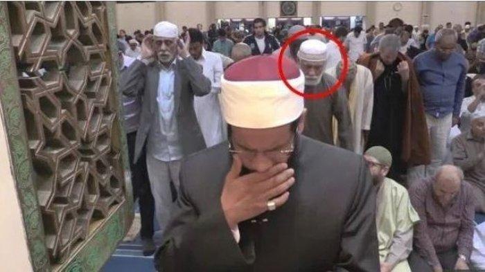 Seorang Pemuda Pura-pura jadi Mualaf, Mau Tikam Imam Masjid di London, Muazin Jadi Penyelamat