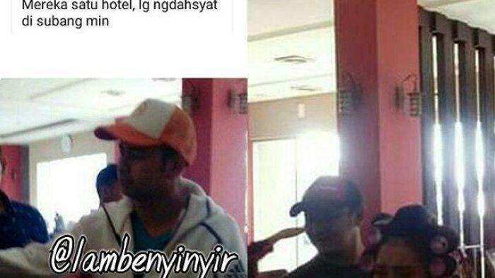 Heboh! Raffi Ahmad Tepergok Bareng Ayu Ting Ting di Hotel, Padahal Tak Hadiri Pernikahan Adik Ipar