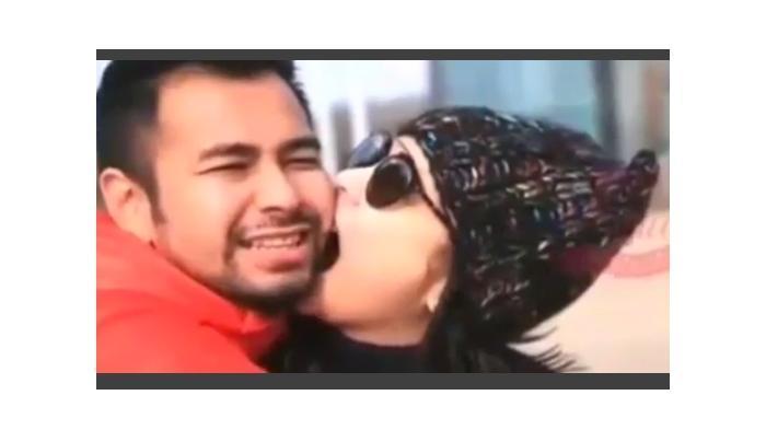Nagita Slavina Posting Ciuman Bibir Mesra, Netizen: Mesra Banget Kalian Berdua