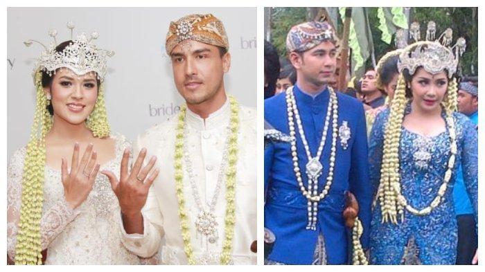 5 Pernikahan Seleb Tanah Air dengan Adat Sunda, Cantik yang mana?
