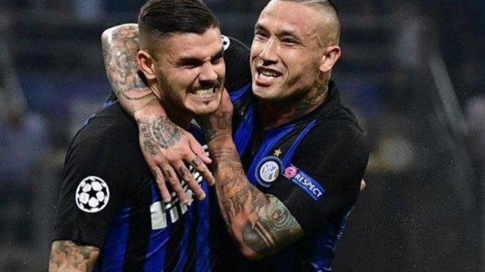 Indisipliner, Radja Nainggolan Dihukum Inter Milan