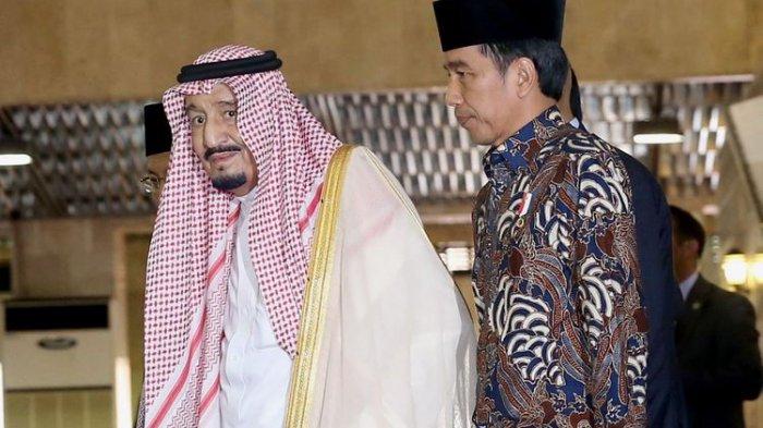 Raja Salman Beri Hadiah Buat Umat Islam Indonesia, Paket Sembako dan 15 Ton Kurma Istimewa