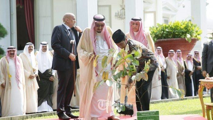 Tak Seperti yang Dikabarkan, Ternyata Hadiah Raja Salman untuk Jokowi, Nilainya Tak Terkira