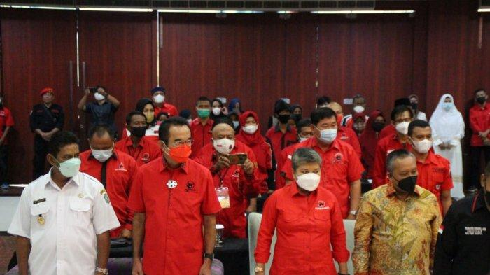 Rakerda PDIP Babel, Rudianto Tjen : Program Partai Harus Menyentuh Rakyat