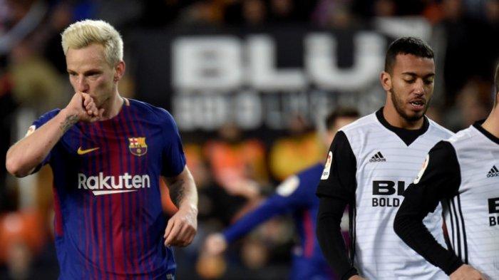 Ivan Rakitic Diincar AS Monaco dan PSG
