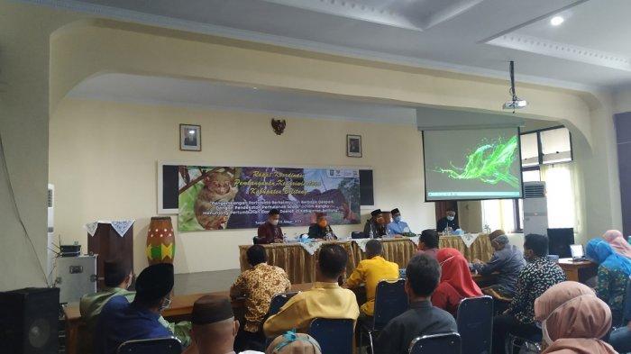 Pengembangan Pariwisata Belitung Difokuskan Berbasis Geopark, Perlu Dukungan Lintas Sektor